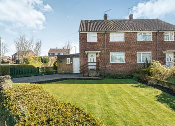 Thumbnail 3 bed semi-detached house for sale in Sedgwick Road, Bishopstoke, Eastleigh