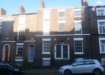 Thumbnail 4 bed terraced house for sale in Mount Street, Liverpool, Merseyside