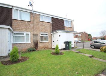 Thumbnail 2 bed flat to rent in Brockhampton Close, Worcester