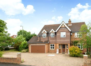 5 bed detached house for sale in Orchard End, Weybridge, Surrey KT13