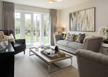 "Thumbnail 3 bedroom property for sale in ""The Lexden"" at Church Lane, Stanway, Colchester"