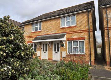 Thumbnail 2 bed semi-detached house for sale in Kestrel Close, Park Farm, Ashford, Kent