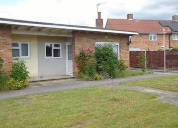 Thumbnail 1 bed bungalow to rent in Town Centre, Bicester