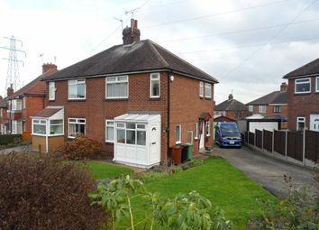 Thumbnail 2 bedroom semi-detached house for sale in Gotts Park Avenue, Armley, Leeds, West Yorkshire