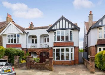 Thumbnail 5 bed property for sale in Wilbury Crescent, Hove