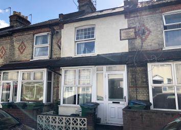 Thumbnail 3 bedroom terraced house for sale in Leavesden Road, Watford