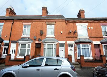 3 bed terraced house for sale in St Michaels Avenue, Belgrave, Leicester LE4