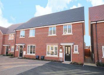 Thumbnail 3 bed semi-detached house for sale in The Dersingham, The Ferns, Wixams, Bedford