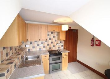 Thumbnail 1 bed flat to rent in Portland Street, Aberystwyth