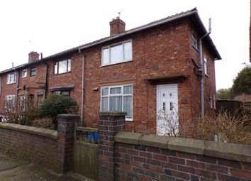 Thumbnail 3 bed end terrace house for sale in Gower Street, Walsall, West Midlands
