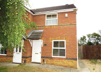 Thumbnail 2 bed property to rent in Lupin Road, Lincoln