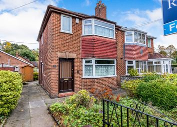 Thumbnail 3 bed semi-detached house for sale in Victoria Park Road, Stoke-On-Trent