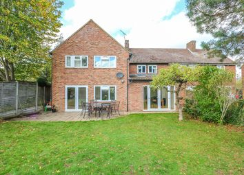 Thumbnail 4 bed semi-detached house for sale in St. Cuthberts Road, Hoddesdon
