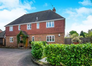 Thumbnail 5 bed detached house for sale in Tilefields Close, Hollingbourne, Maidstone