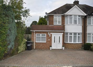 Thumbnail 4 bed terraced house for sale in Auckland Road, Potters Bar