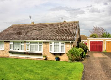 Thumbnail 3 bed bungalow for sale in Saxon Close, Strood, Rochester