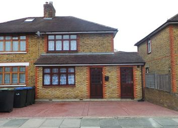 Thumbnail 4 bed semi-detached house for sale in Brookfield Road, Edmonton
