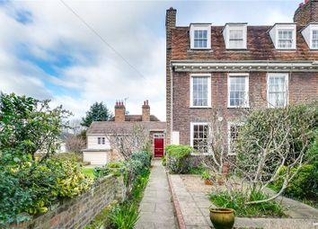 Thumbnail 4 bed semi-detached house to rent in The Butts, Brentford, Middlesex
