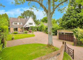 Thumbnail 5 bed detached house for sale in Broomstick Lane, Buckland Common, Tring