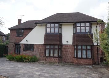 Thumbnail 5 bed detached house to rent in Williams Way, Radlett