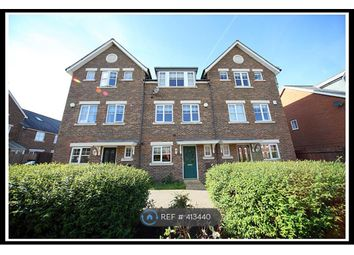 Thumbnail 4 bed terraced house to rent in Baxter Way, Kings Hill, West Malling