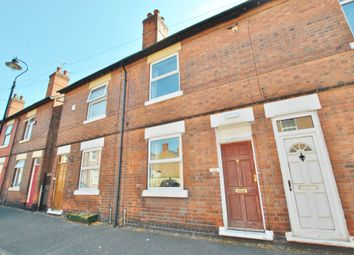 Thumbnail 3 bed terraced house for sale in Glapton Road, Nottingham