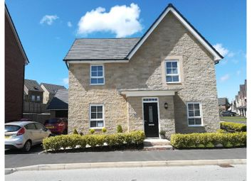 Thumbnail 4 bed detached house for sale in Ronson Drive, Garstang, Preston