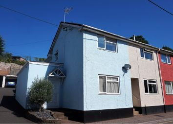 Thumbnail 2 bed end terrace house for sale in Chapel Street, Tiverton