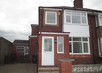 Thumbnail 3 bed semi-detached house for sale in Coalbrook Avenue, Sheffield