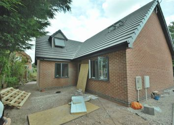 Thumbnail 2 bed detached bungalow for sale in Hardy Close, Long Eaton, Nottingham