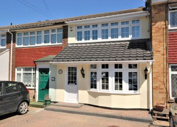 Thumbnail 3 bed terraced house for sale in Bryanston Road, Tilbury