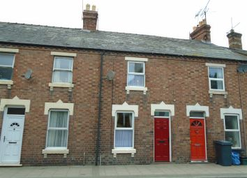 Thumbnail 2 bed terraced house for sale in Ellesmere Road, Shrewsbury