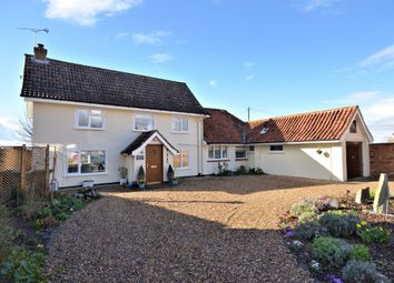 Thumbnail 4 bed detached house for sale in Beech Crescent, West Winch, King's Lynn