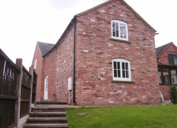 Thumbnail 2 bed property to rent in Wood Lane, Uttoxeter