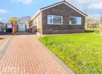 Thumbnail 3 bed detached bungalow for sale in Newfields, Sporle, King's Lynn, Norfolk