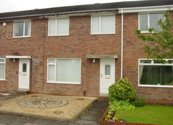 Thumbnail 3 bed terraced house to rent in Chesterholm, Sandsfield Park, Carlisle