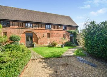 Thumbnail 4 bed barn conversion for sale in Church Hill, Pyrford, Woking