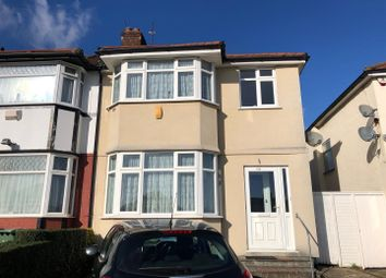 Thumbnail 3 bed detached house to rent in Mollison Way, Edgware