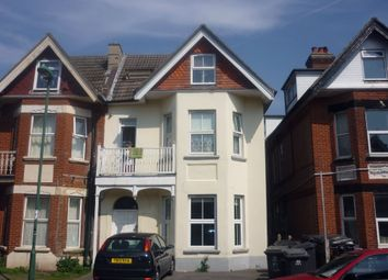 Thumbnail 2 bed flat to rent in Walpole Road, Boscombe, Bournemouth, Dorset, United Kingdom