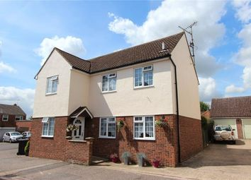 Thumbnail 4 bed detached house for sale in Orchard Close, Newport, Saffron Walden, Essex