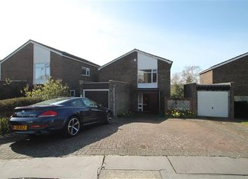 Thumbnail 3 bed detached house for sale in Deepfield Way, Coulsdon