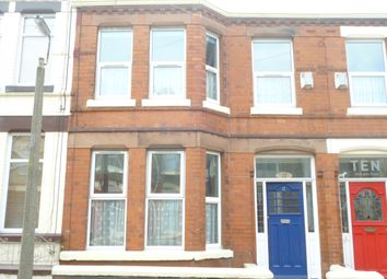 Thumbnail 3 bed terraced house for sale in Abergele Road, Liverpool