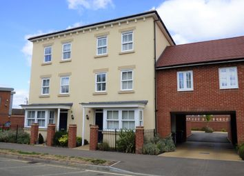 Thumbnail 4 bed town house for sale in Kingswood Way, Great Denham, Bedford