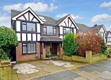 Thumbnail 5 bed detached house for sale in Brangwyn Avenue, Brighton, East Sussex