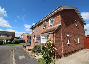 Thumbnail 3 bedroom property for sale in Holbrook Crescent, Felixstowe