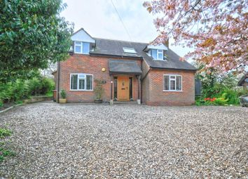 Thumbnail 5 bed detached house for sale in Hill Road, Lewknor, Watlington