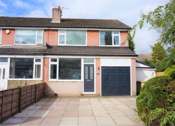 Thumbnail 3 bed semi-detached house for sale in Devoke Grove, Farnworth, Bolton
