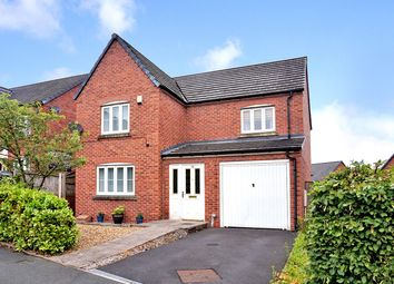Thumbnail 4 bed detached house for sale in Brattice Drive, Manchester