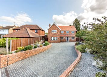 Thumbnail 4 bed detached house for sale in Pertwee Drive, Chelmsford