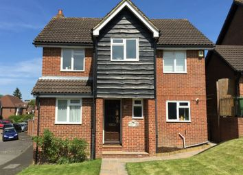 Thumbnail 4 bed detached house to rent in River View, Maidstone